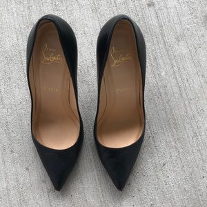 Christian Louboutin Pigalle 35.5